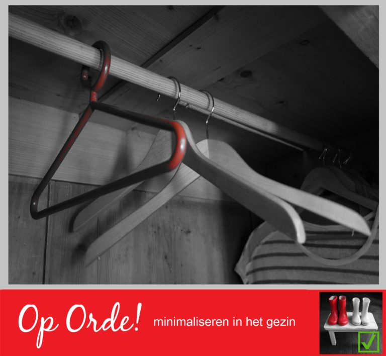 Tip 295:  Laten we de hangers hangen?
