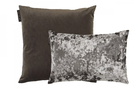Ted Sparks kussen Pure Velvet 45 x 45 combi mix