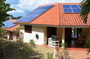 Sustainable Vacation Home - Curacao
